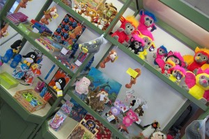 Gift Shop Paradise Park