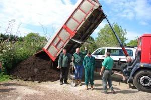 Compost to Heather Lane