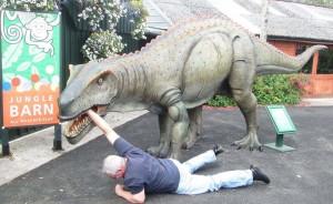 Dinosaur Quiz Trail photo