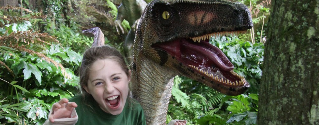 Dinosaur Quiz Trail at Paradise Park