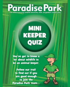 Mini Keeper Quiz
