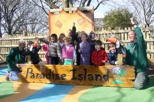 Paradise Island Play Area Paradise Park