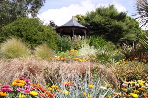 Terraced Gazebo Garden