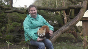Suzanne Adams Red Panda Experience