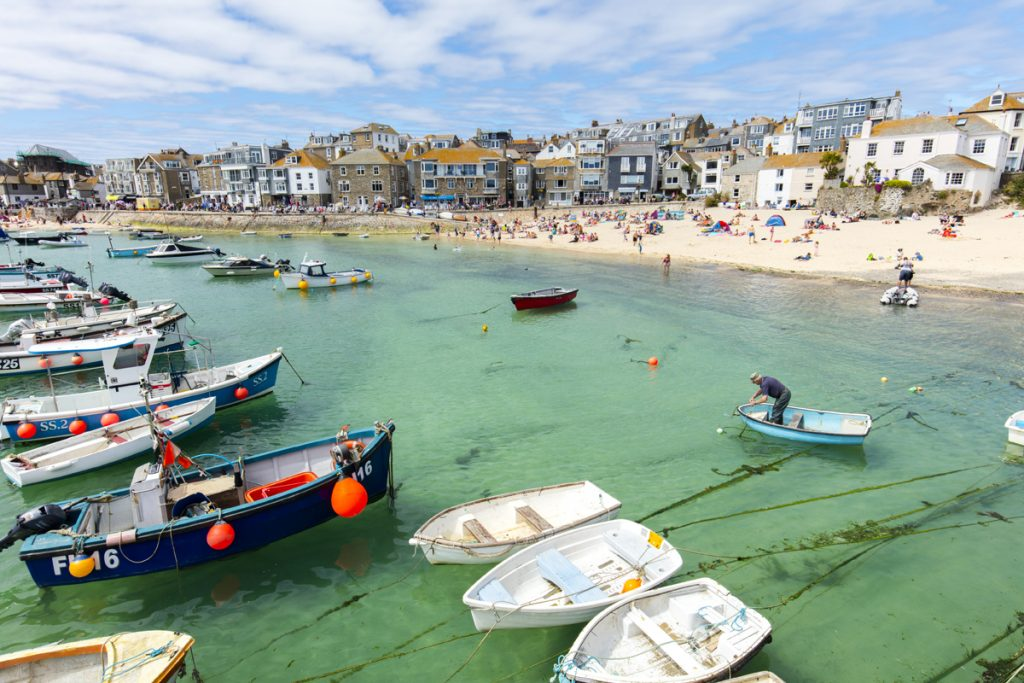 St Ives copyright Matt Jessop courtesy of Visit Cornwall