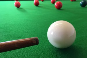Snooker at Bird In Hand Hayle