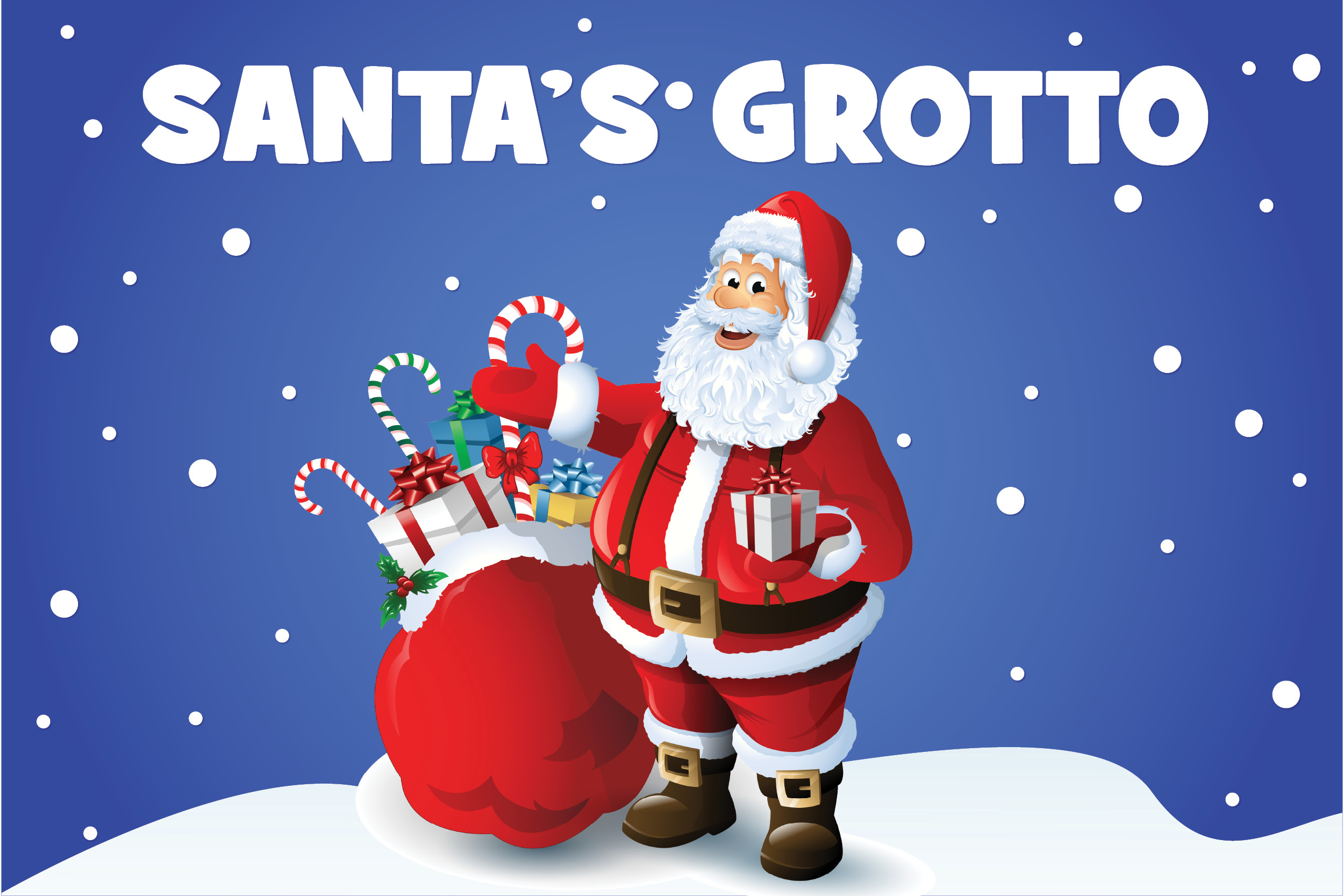 Image result for santas grotto