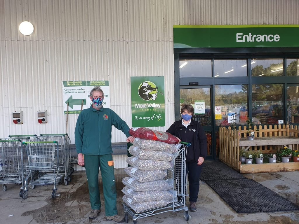 Mole Valley Farmers Donation